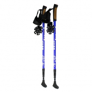Trekkingstöcke verstellbar Star Walker Nordic Walking Sticks (DREI Stücke) 68 to 135 cm