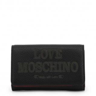 Love Moschino Clutch Damen Schwarz