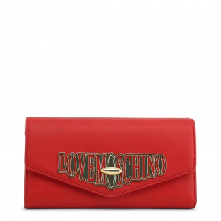 Love Moschino Clutch Damen Rot