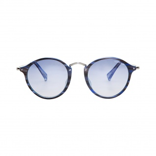 Made in Italia Sonnenbrille Damen / Herren Blau