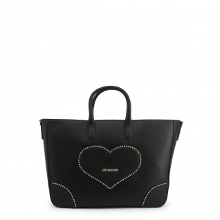 Love Moschino Shopper Damen Schwarz