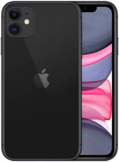 "Apple iPhone 11 64GB 6.1"" Black EU"