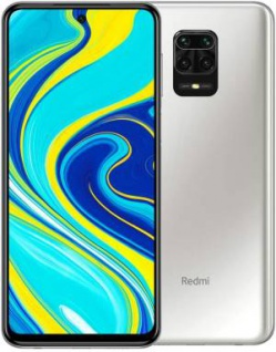 "Xiaomi Redmi Note 9s 6+128GB 6.67"" Glacier White DS ITA"
