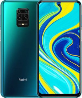 "Xiaomi Redmi Note 9s 6+128GB 6.67"" Aurora Blue DS ITA"