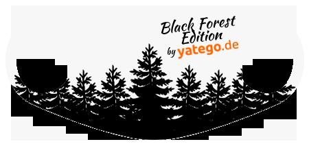 """yatego Basics Mundmaske / Gesichtsmaske """"Black Forest Edition / Tannen"""" - Farbvarianten - Vorschau 3"""