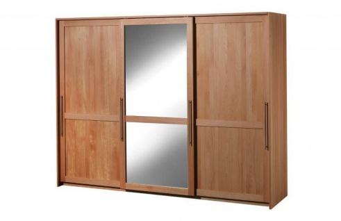 Schlafzimmer Schrank Kubus mit Schiebetüren