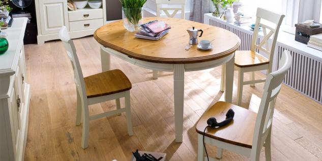 Esszimmer Paris Esstisch mit Stühlen