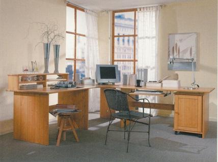 Contra Schreibtisch, Kiefer massiv