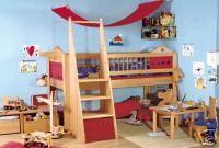 Kindermöbel De Breuyn Villa Patrizia Buche massiv