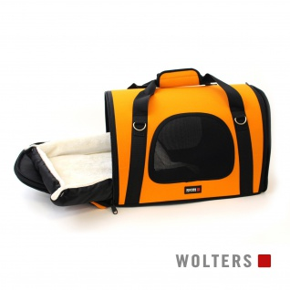 Wolters Sport-Carrier Neoprene Medium 40x22x27cm mango
