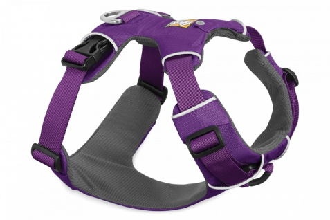 Ruffwear Front RangeTM Harness Tillandsia Purple XXS