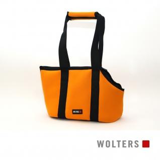 Wolters Softbag Neoprene Medium 39x23x27, 5cm mango