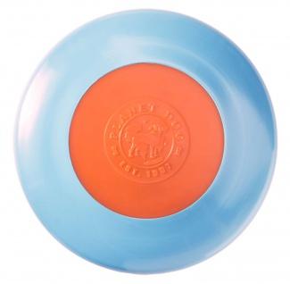 Planet Dog Orbee-Tuff Zoom Flyer blau/orange 16cm
