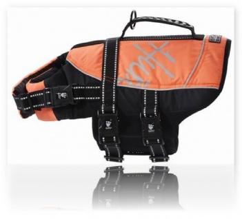 Hurtta Lifeguard Schwimmweste, orange, 10-20kg