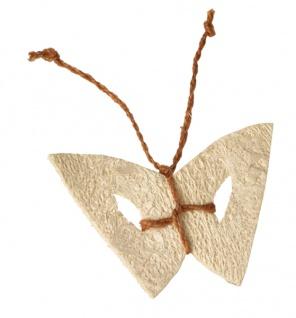 Hunter Katzenspielzeug Loofah Schmetterling 7 cm