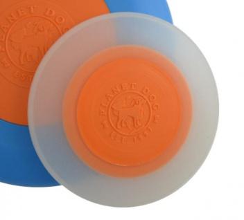 Planet Dog Orbee-Tuff Zoom Flyer glow/orange 16 cm
