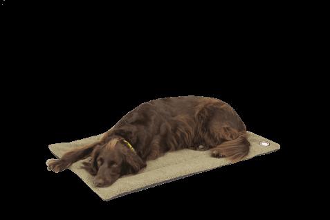 Pet-Joy Products Doggy Wool Blanket Coriander - XXL 118 x 75
