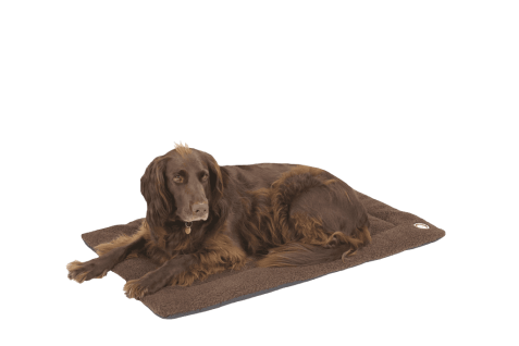 Pet-Joy Products Doggy Wool Blanket Brown - X.X.Large 118 x 75