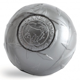 Planet Dog Orbee-Tuffl Diamond Plate Ball L steel 10cm