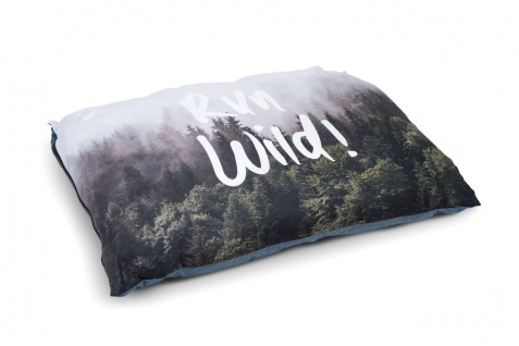 Beeztees Hundekissen Woods 100x70cm, Polyester