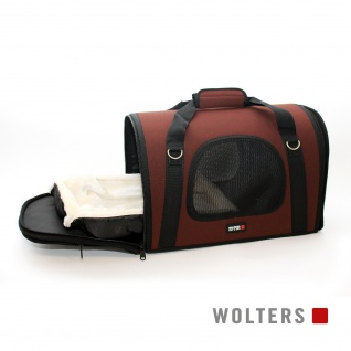 Wolters Sport-Carrier Neoprene Large 45x25x32cm mocca