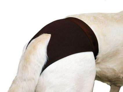 Karlie Hundehöschen Luvly 30 - 38 cm schwarz