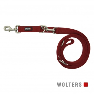 Wolters Führleine Professional Classic Gr.XL lang 300cm x 25mm rot
