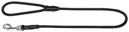 Hunter Führleine Freestyle Extra Long 10/180 Tau schwarz