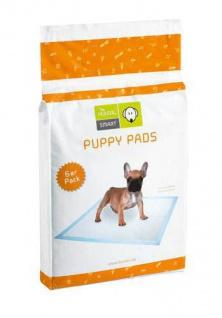 Hunter Puppy Pads 48cm x40 cm, 6er Pack