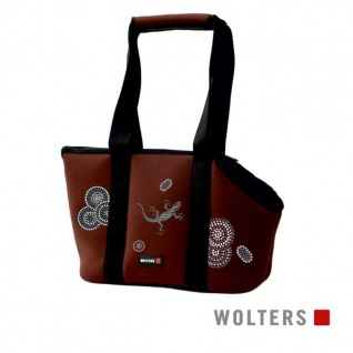 Wolters Softbag Sunset Large 45 x 26 x 30, 0cm mocca