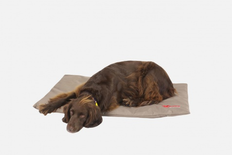 Pet-Joy Products Doggy Duvet Bench X-Treme Fossil - X.Large 104 x 69