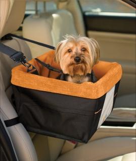 Kurgo Skybox Booster Seat erhöhter Autositz für Hunde