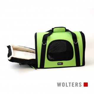 Wolters Sport-Carrier Neoprene Medium 40x22x27cm kiwi