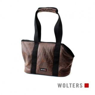Wolters Softbag Senator Gr.S 35 x 20 x 25, 0cm antik-braun