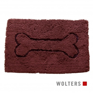 Wolters Dirty Dog Doormat Large 90 x 66cm braun