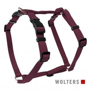 Wolters Geschirr Basic Gr.XL 75-100cm brombeer