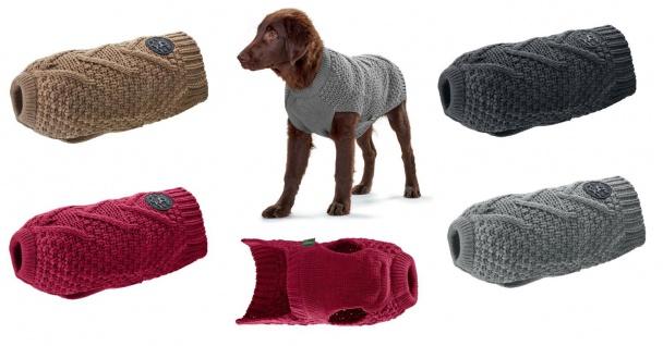Hunter Hundepullover Malmö versch. Größen und Farben