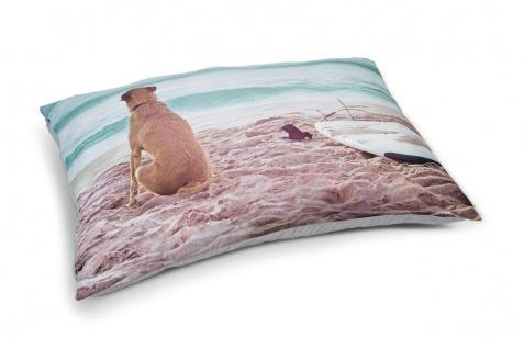 Beeztees Hundekissen Surfy 100x70cm, Polyester