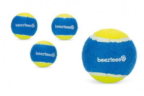 Beeztees Fetch Tennis Ball In 2 Größen