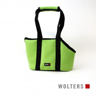 Wolters Softbag Neoprene Medium 39x23x27, 5cm kiwi