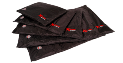 Pet-Joy Products Doggy Duvet Bench X-Treme Black - X.Large 104 x 69