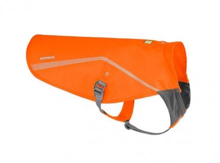 Ruffwear Track JacketTM safety jacket Blaze Orange S / M