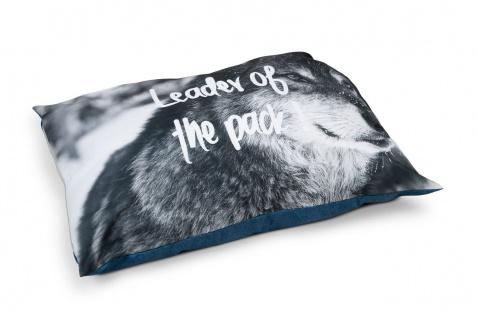 Beeztees Hundekissen Arctic 100x70cm, Polyester