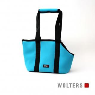 Wolters Softbag Neoprene Medium 39x23x27, 5cm aqua