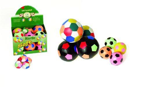 Karlie Softfussball ca. 9 cm farblich sortiert