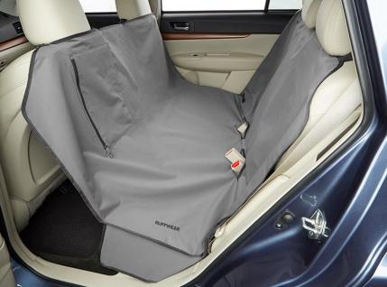Ruffwear Dirtbag Seat CoverTM Granite Gray one size
