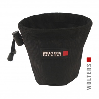 Wolters Snackbeutel Wundertüte Standard 250ml - schwarz