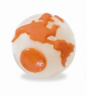 Planet Dog Orbee-Tuff Orbee Ball L glow/orange 10cm