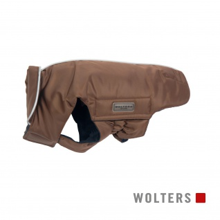 Wolters Outdoorjacke Jack für Mops&Co. 46cm braun