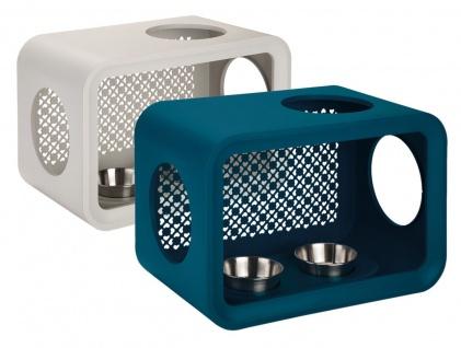 Beeztees Cat Cube Dinner In 2 Farben 49x29x32, 6cm